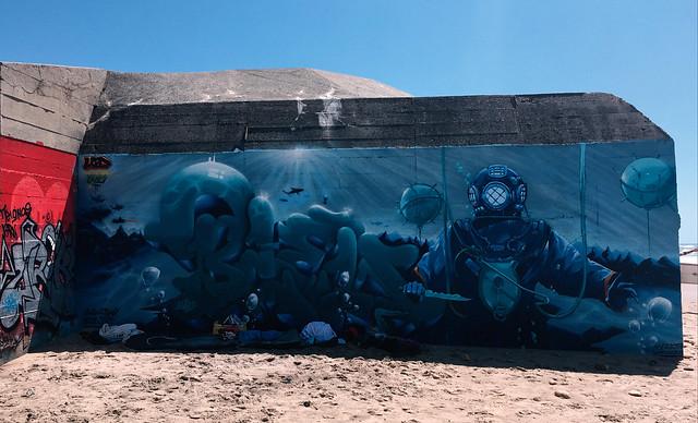 Bywyd tanfor / La vie sous-marine