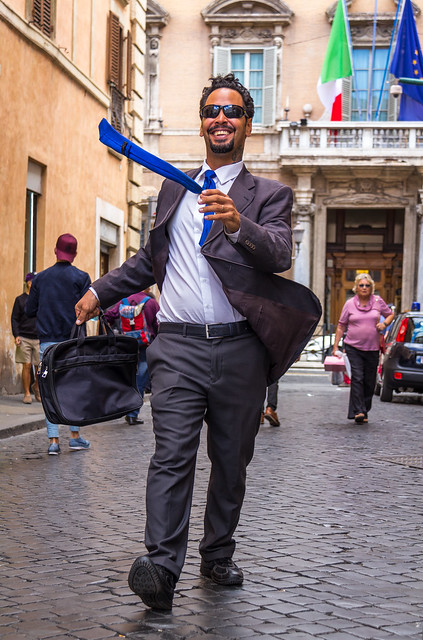 Italy - Rome - Corsia Agonale