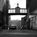 A bridge in Preston