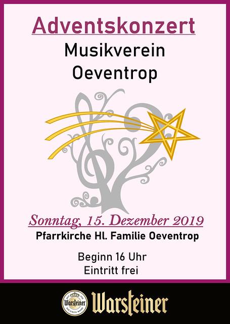 Musikverein Weihnachtskonzert