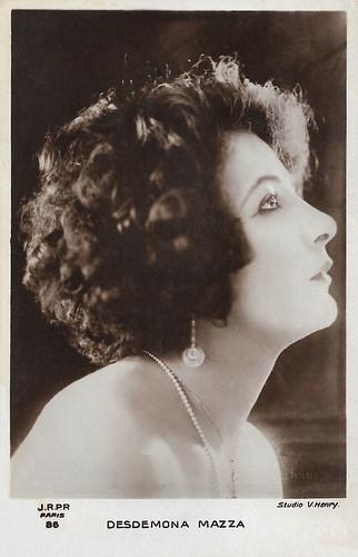 Desdemona Mazza