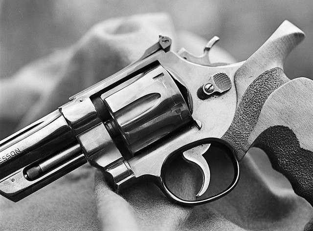 Smith & Wesson N-27