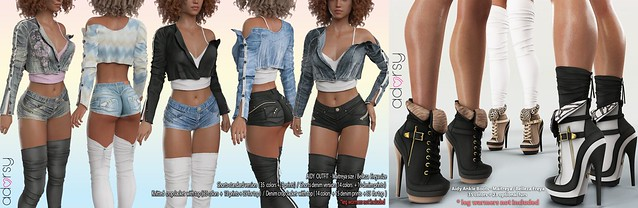 Aidy Outfit - NEW RELEASE - Cosmopolitan Event
