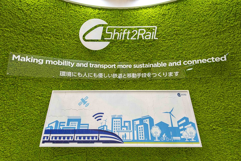 Shift2Rail @ WCRR 2019 Japan