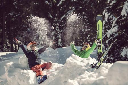 Vyhlášení výsledků soutěže o dětské lyže Elan