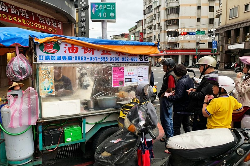 三重宵夜,三重小吃,三重美食,台北美食,曾記手工蔥油餅 @陳小可的吃喝玩樂