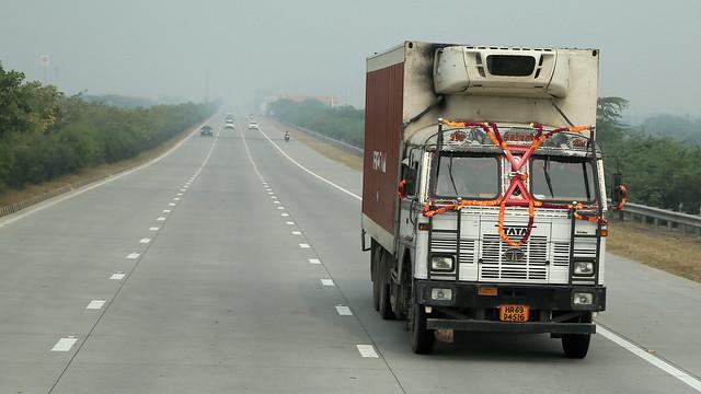 Yamuna Expressway TATA (1 of 2)