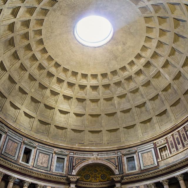 Italy - Rome - Pantheon