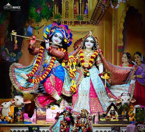 ISKCON Pune NVCC Deity Darshan 18 Nov 2019