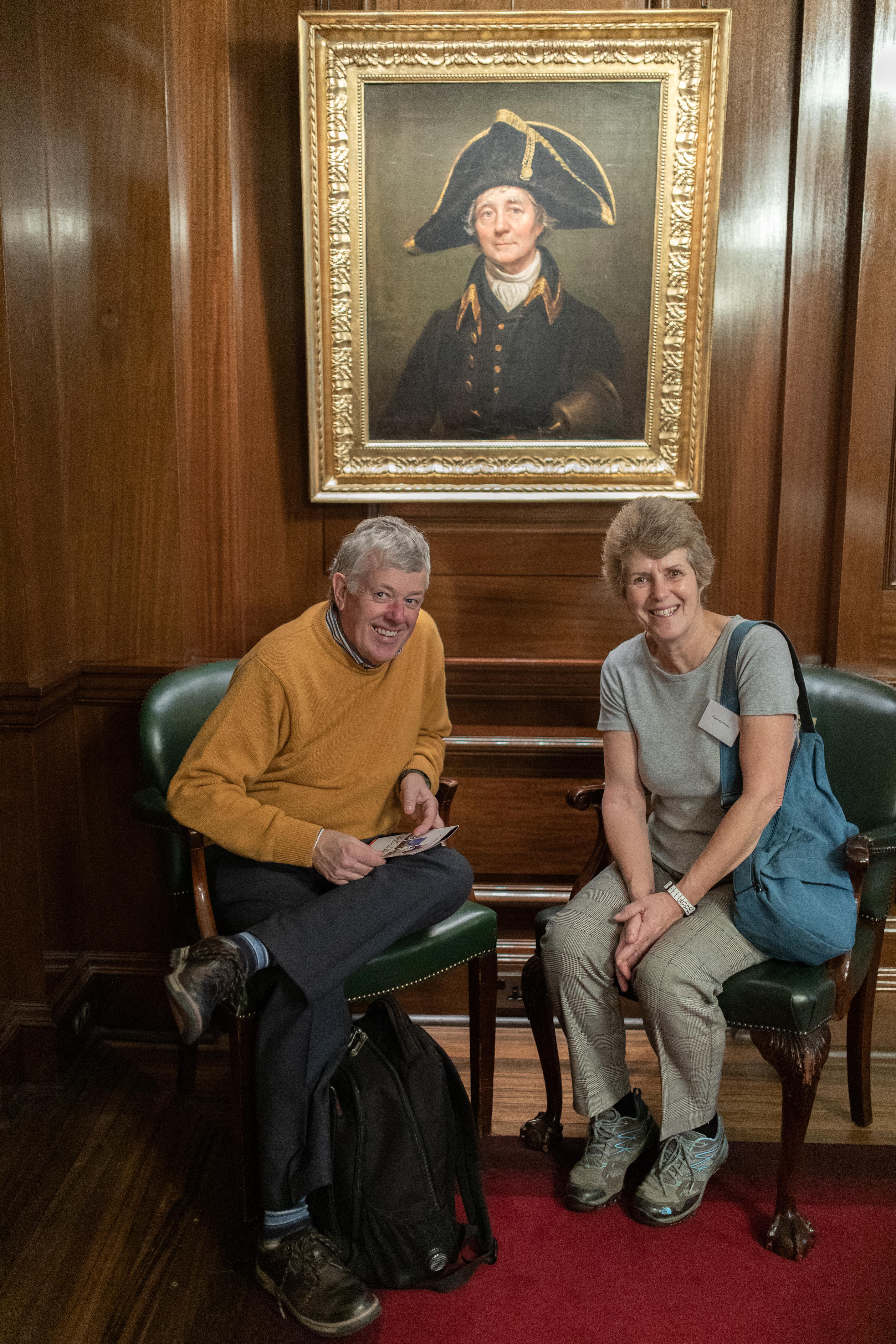Ian Sowerby, Cheryl Sowerby