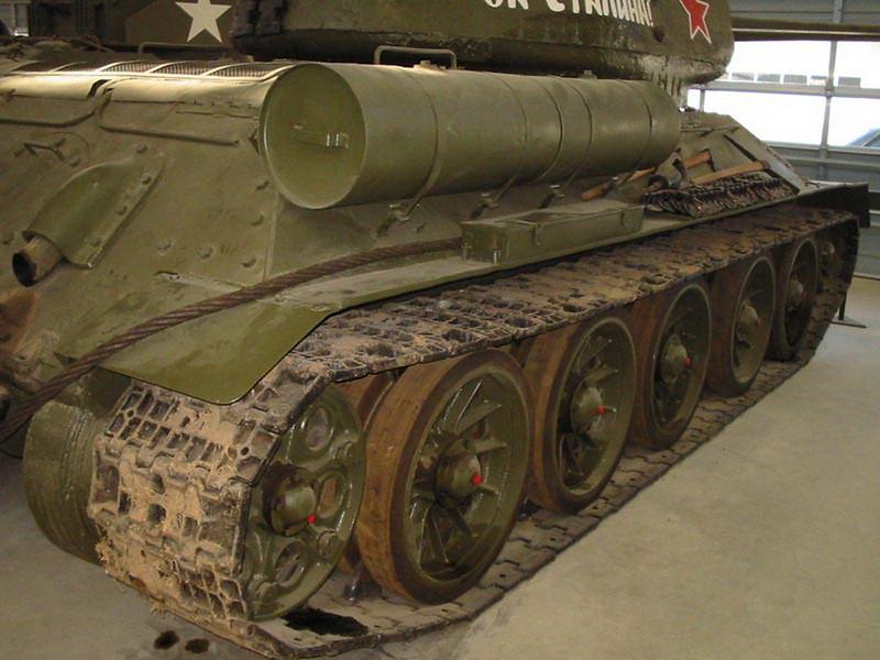 T-34-85 3