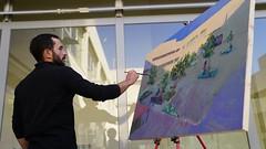 Certamen de Pintura Rápida 'Músico Ziryab' en Córdoba (7)