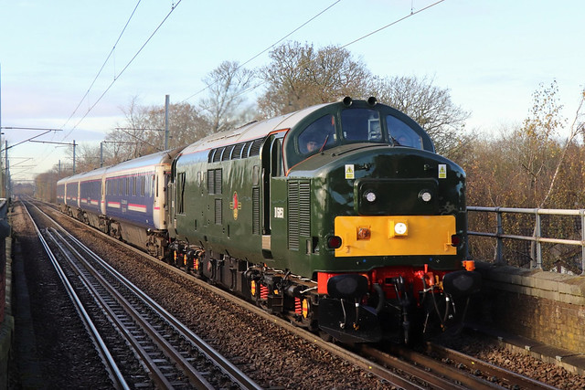 37667 - 5Z21 (Newton-le-Willows). **PUBLISHED**