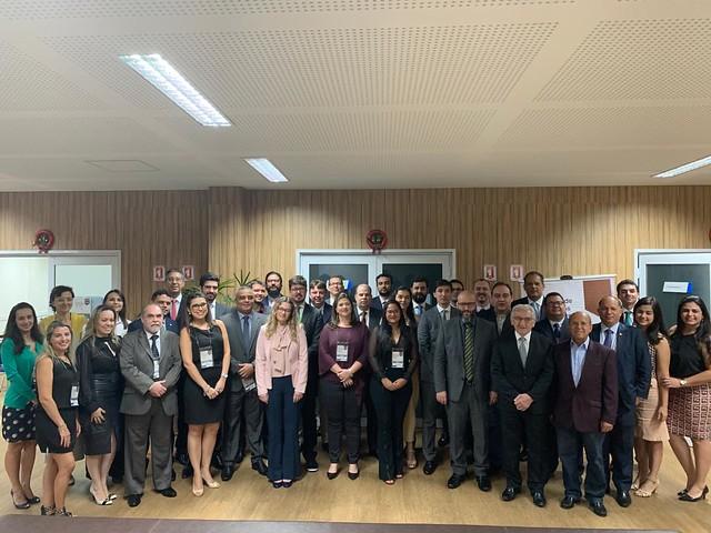 18 e 19/11/2019 - III Encontro de Advogados e Assessores Jurídicos do Sistema CFMV/CRNVs - Natal-RN