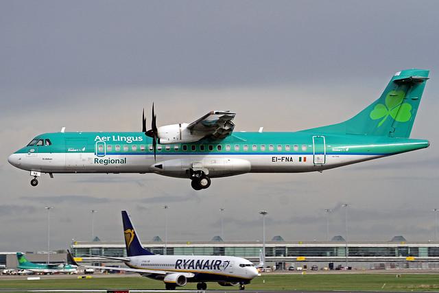 Aer Lingus Regional (Stobart Air) ATR 72-600 EI-FNA