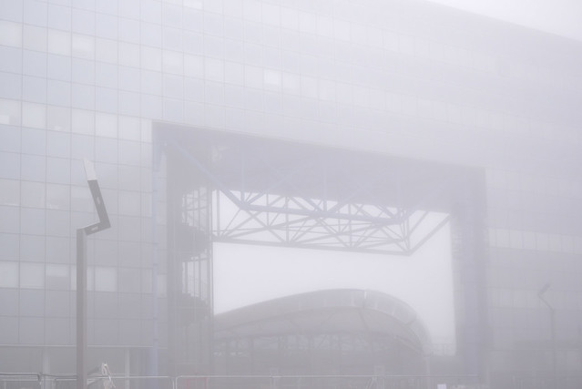 Sud gare brouillard - atana studio