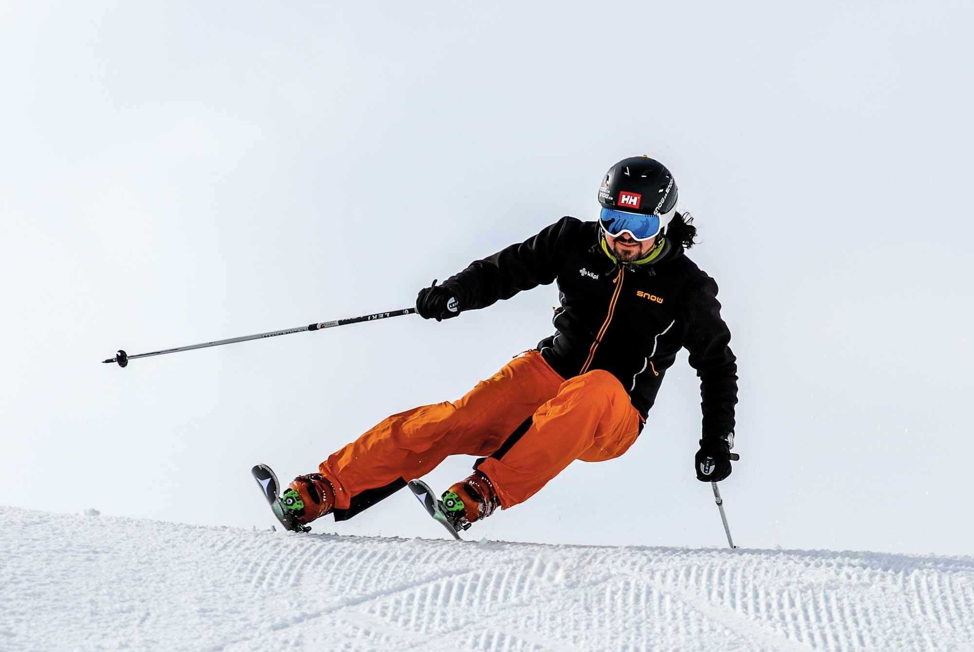 Test lyží 2019/20 - SNOWtest