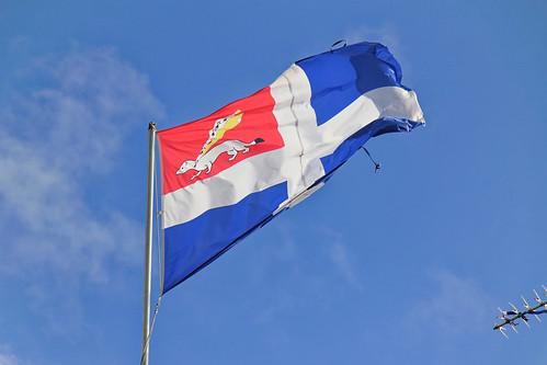 drapeau de Saint-Malo