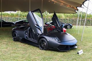 Lamborghini Murcielago LP 670-4 SV - 2011