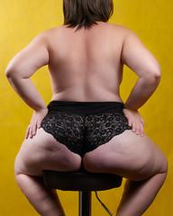 Beautiful curvy lady