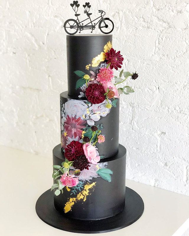 Cake by Ivy + Stone