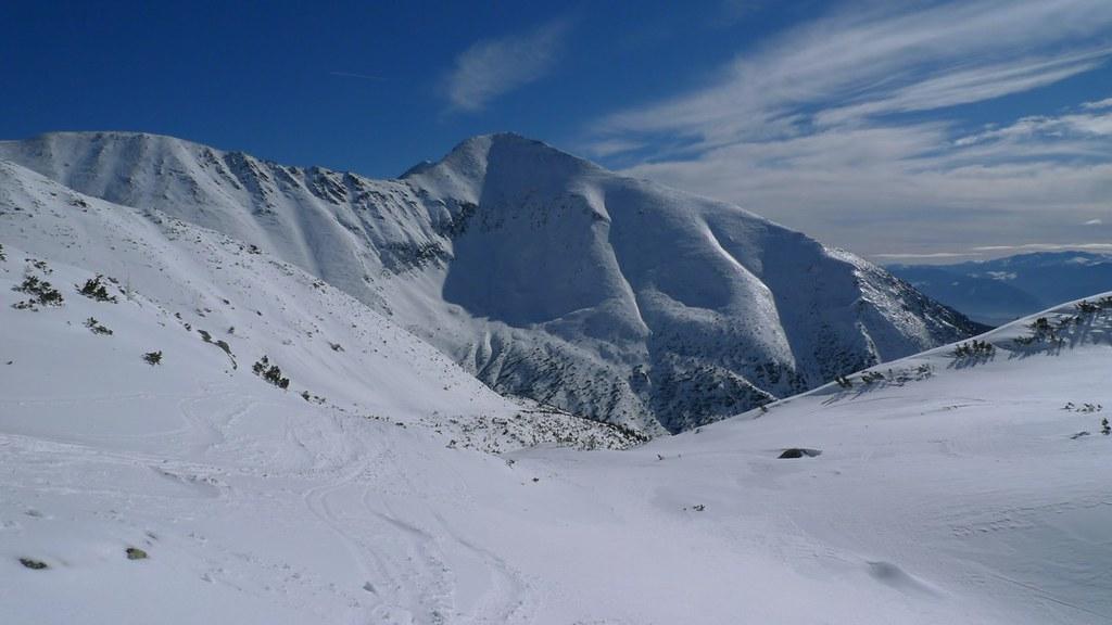 Hrubá kopa via Lúčne sedlo Západné Tatry Slowakei foto 32