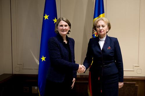 18.11.2019. Întâlnirea cu cu Anna Lyberg, Ambasador Extraordinar și Plenipotențiar al Regatului Suediei în Moldova
