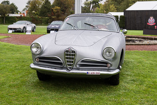 Alfa-Romeo 1900 CSS 3-Window Coupé - 1957
