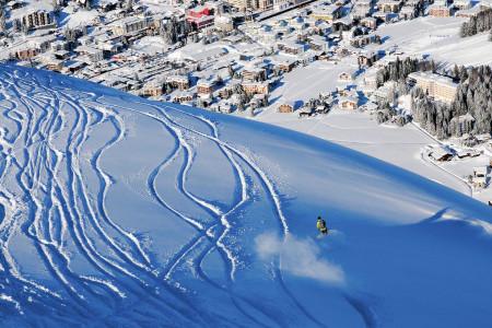 Švýcarsko: lyžování od prvního do posledního sněhu