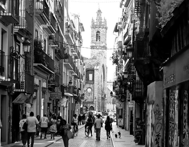 Carrer de la Bosseria / Valencia