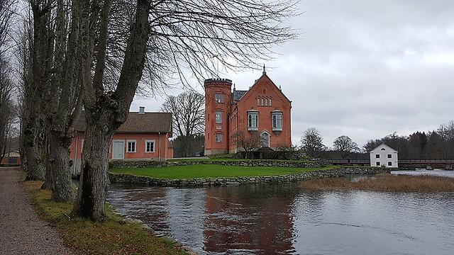 Gåsvadholms slott