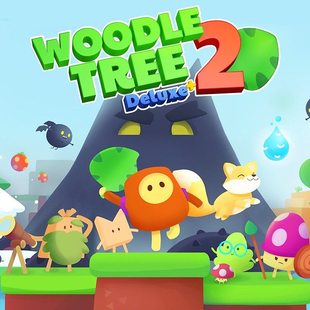 Thumbnail of Woodle Tree 2: Deluxe+ on PS4