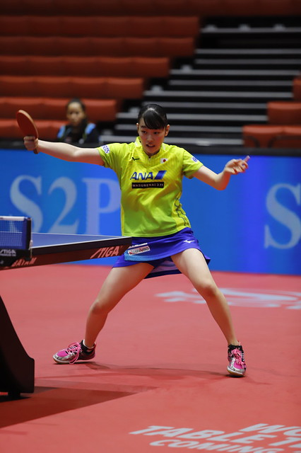Day 3 - 2019 ITTF Challenge Indonesia Open