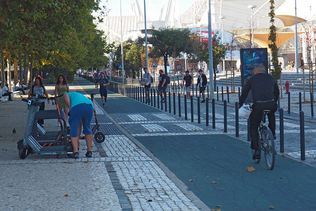 Neat E-scooters, Lisbon