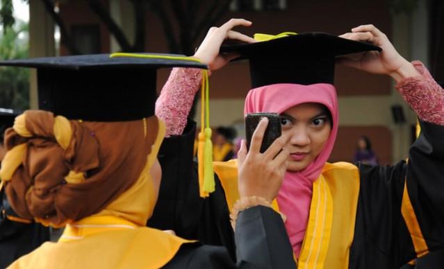 MUA Wisuda Terbaik di Bandar Negeri Suoh, Lampung Barat