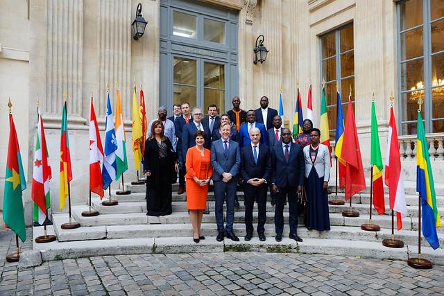 Réunion du Bureau ministériel de la Conférence des ministres de l'Éducation des États et gouvernements de la Francophonie (CONFEMEN)