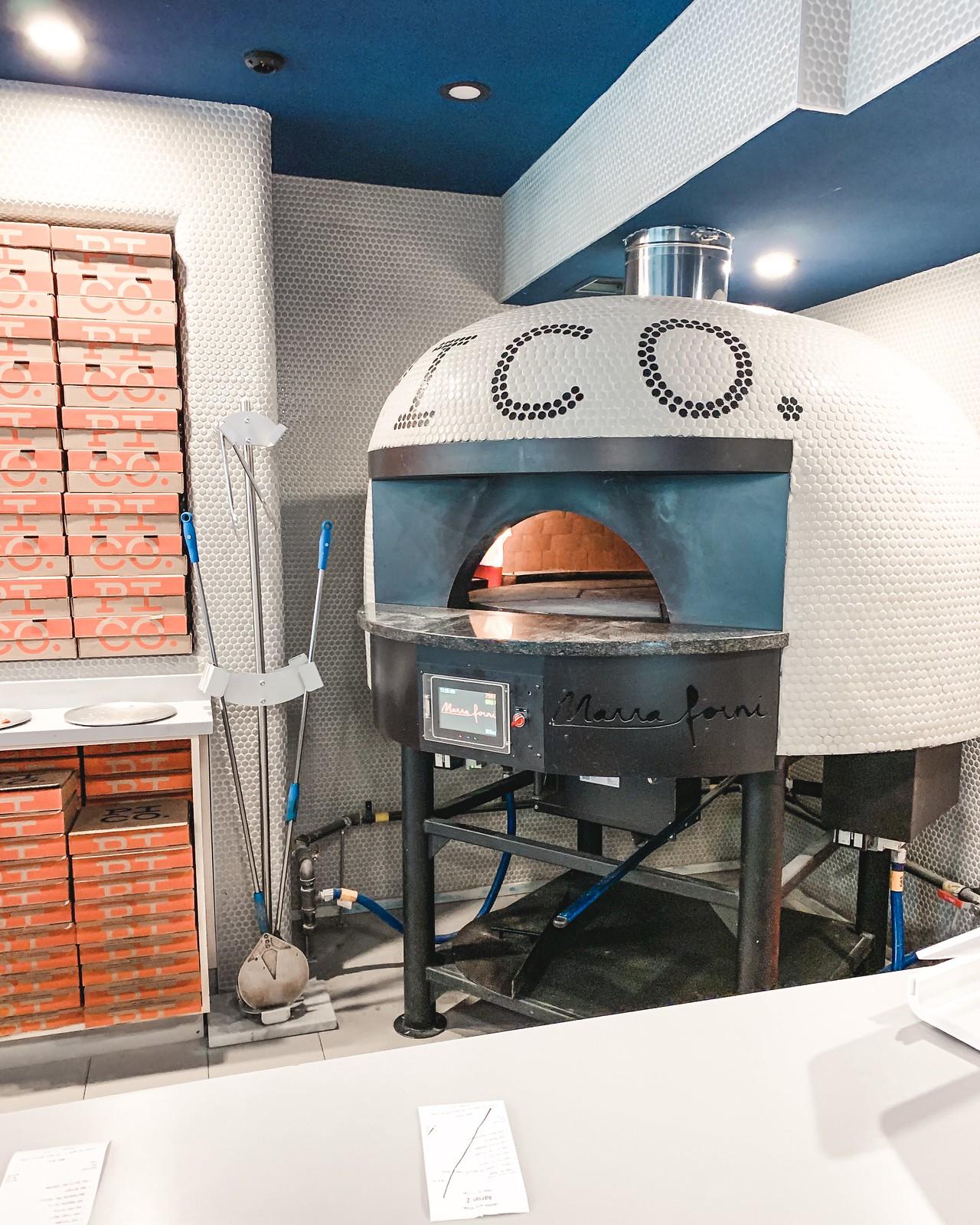 Pi Co Pizza