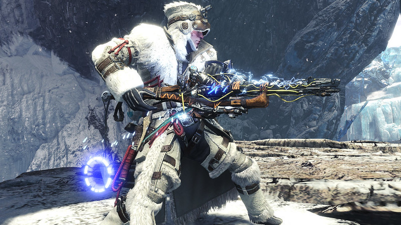 Monster Hunter World: Iceborne on PS4