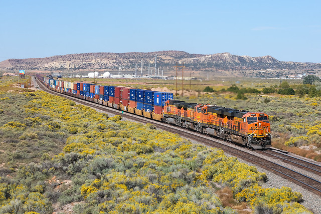 BNSF GALLUP NM 2018