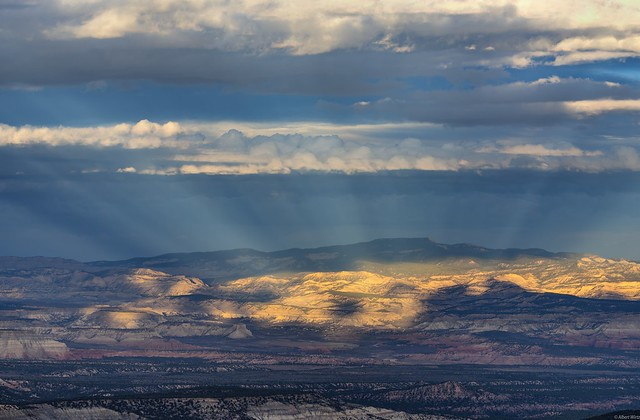 *Bryce Canyon @ Rainbow Point View*