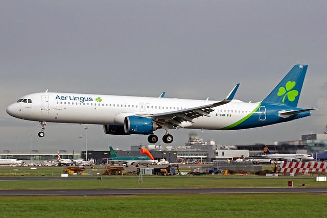 Aer Lingus Airbus A321-253NX EI-LRB