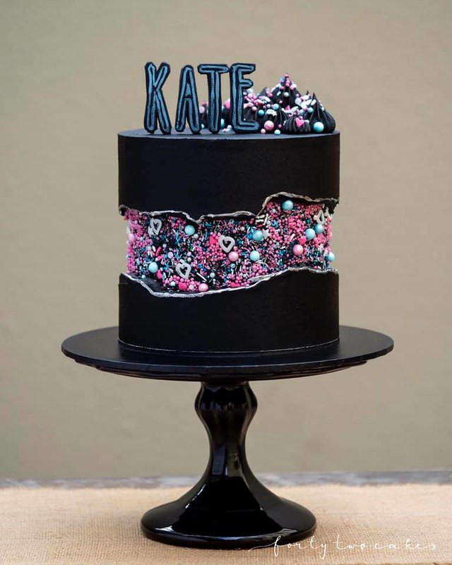 Cake by Forty-Two Cakes