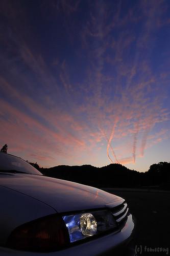 R32 in dusk
