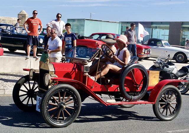 Cascais Classical Cars Sport Competion