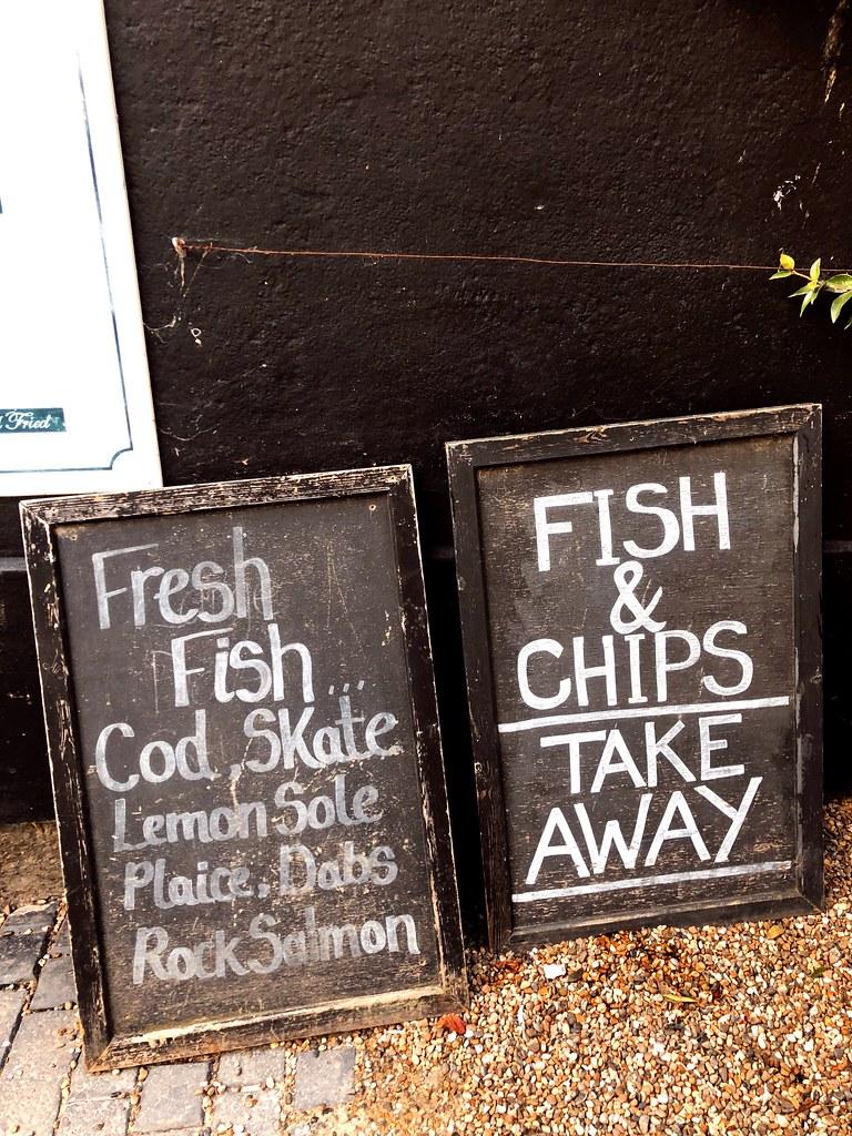 Takeaway Southwold Fish