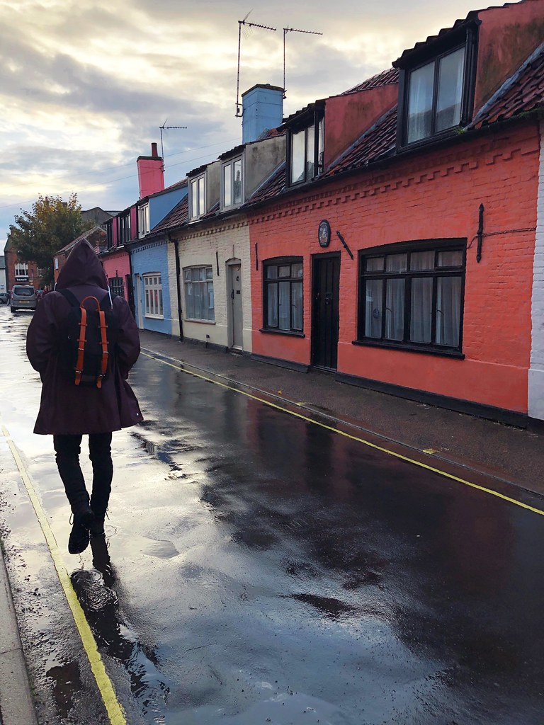 Southwold Rainy Day Walk