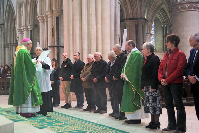 Caritas East Anglia Commissioning St John's Norwich Nov19