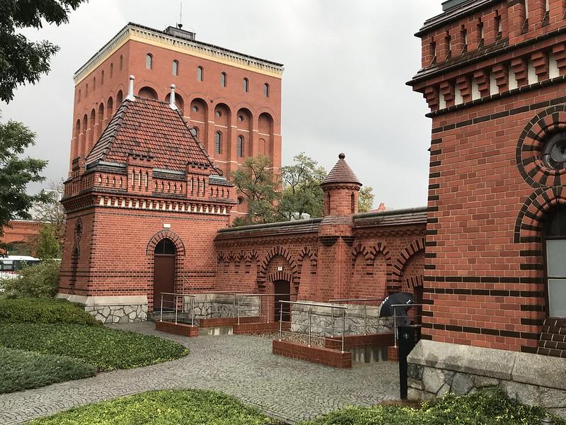 EN Industrial and Engineering Heritage Committee met in Wroclaw