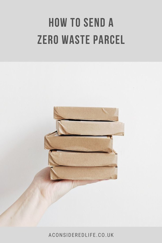 Sending A Zero Waste Parcel