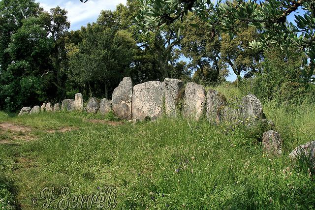 Calangianus – Tomba di Giganti Pascaredda